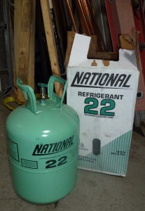 R-22 Refrigerant for Commercial HVAC Equipment is Being Eliminated