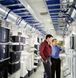 Maintaining Data Center HVAC Systems During the Winter