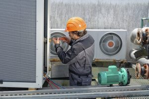 Commercial HVAC in McLean, Virginia