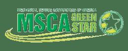 MSCA Green Star Logo