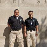 CFSI Employees David Salas and Rodulpo Plecerda