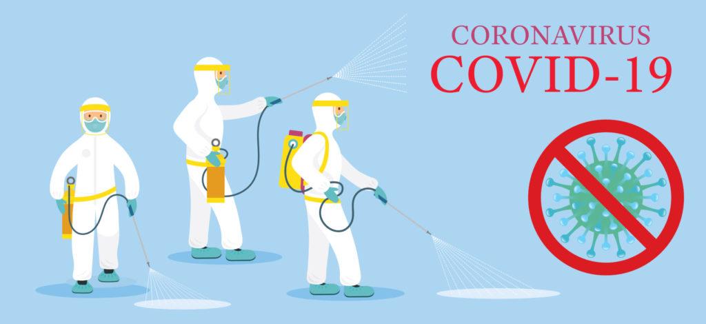 building operations pandemic coronavirus covid crockett facilities