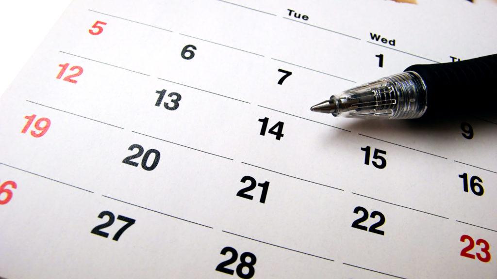 hvac scheduling tips crockett facilities